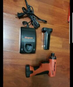 Snap On Cts5960 1 2 Cordless Screwdriver Item 6297 010000