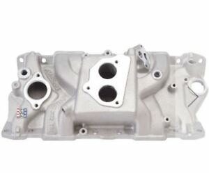Edelbrock Performer T b i Intake Manifold 3704 For 87 95 Chevy 5 0 5 7l Engine
