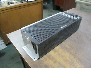 Schlage Electronics Power Supply 3708 A 4a 12vdc 2a 24vdc Used
