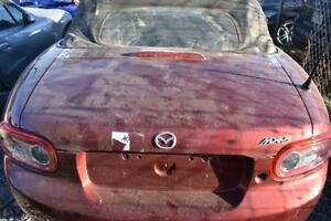 Trunk hatch tailgate Soft Top Fits 06 14 Mazda Mx 5 Miata 216345