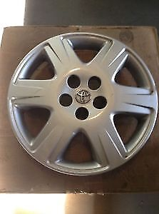 4 Set 15 Wheelcover Hubcap New Aftermarket Toyota 2005 2006 2007 2008 Corolla