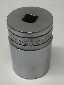 Snap On A119 Specialty 1 1 16 Sae 3 8 Dr Oil Pressure Sending Switch