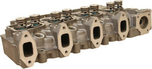 J929736 Complete Cylinder Head With Valves For Case Ih 5120 52520 Tractors