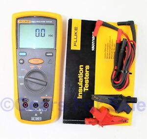 Fluke 1503 High Voltage Insulation Tester New