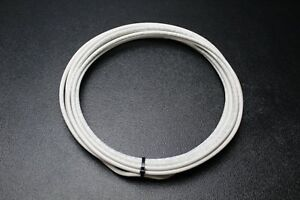 8 Gauge Thhn Wire Stranded White 25 Ft Thwn 600v Copper Machine Cable Awg