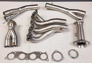 Sale Plm K series K20 Exhaust Header Rsx Type s Civic Si Ep3 W Test Pipe