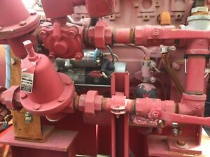 Clarke Perkins Detroit Diesel Fire Pump Engine Model Pdfpl4y