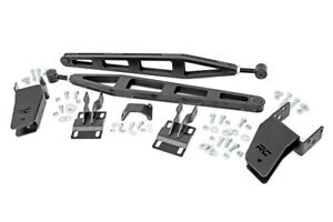 Rough Country Traction Bar Kit For Ford 05 16 F 250 4wd With 4 5 6 Lift