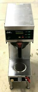Curtis G3 Gemini Single 1 5 Gal Gemss63a1000 Coffee Satellite Brewer Pre owned