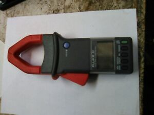 Fluke 33 True Rms Meter Good Condition Free Shipping With Belt Case