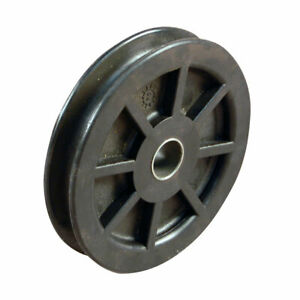 Cable Sheave Cable Pulley For Industrial Marine Use Or Auto Lift 3 8 Cables