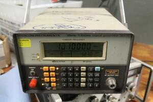 Marconi 2022e Rf Signal Generator 10khz 1 01ghz Ifr For Hf Vhf Uhf Applications