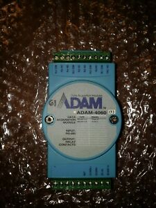 Adam Adam 4060 Data Acquisition Relay Output Module