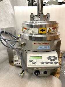 Boc Edwards Epx180le Vacuum Pump System Ready To Use Plug Play A419 43 212