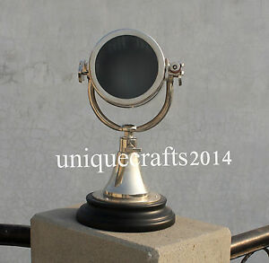 Nautical Maritime Adjustable Brass Table Desk Lamp Vintage Industrial Lighting