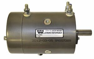 Warn Industries Winch Motor For M12 M12000 M15 M15000 12v 4 6 Hp 74756