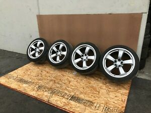 Nissan 350z 2003 2009 Oem Nismo Wheels Tires Rims 19 Set