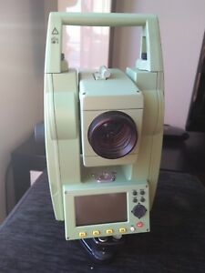 Leica Tc407 Total Station 7