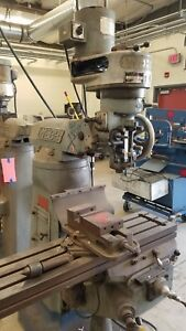 Webb Milling Machine Model 2s