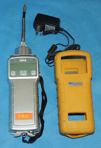 Rae Pgm 7800 Vrae Multi gas Monitor Detector sensor Co h2s vol oxy Warranty