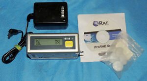 Rae Qrae plus Pgm 2000 e Gas Detector Oxy H2s Lel Co Sensors Ac Adapter
