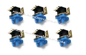6 Pcs 9379 183 001 2 Way Water Valve 110v For Dexter Washer