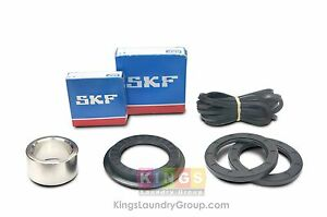 Skf Bearing Kit For Wascomat Washer W620 E620 Ex618 Part 991312 Complete