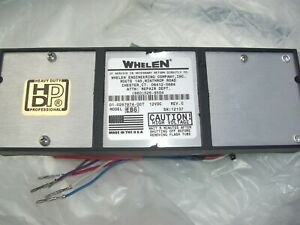 Whelen Eb6 Lightbar Strobe Power Supply New In Box 2014
