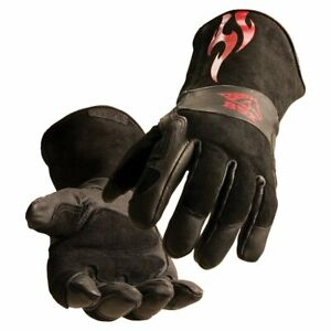 Revco Bsx Stick mig Welding Gloves By Revco Model Bs50 l Size L