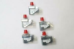 Lot Of 5 Adec 044 170 00 Air Electric Switch N o Or N c