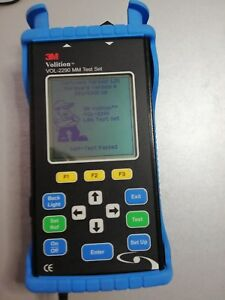3m Volition Vol 2290 Mm Fiber Optic Tester