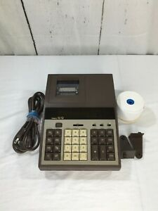 Vintage Sears Pd 12 Calculator Adding Machine Tested And Working