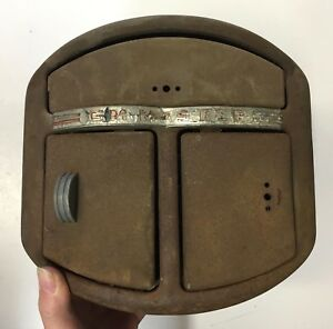 1939 1940 s Gm Master Gmc Chevrolet Heater Motor Assembly 4 Parts Fan Works