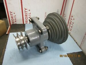 Atlas Craftsman 12 Commercial Lathe Underneath Drive Assembly