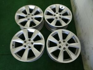 2016 2017 2018 Lexus Rx350 Rx450h Factory Oem 18 Wheels Rims 5x114 3