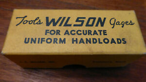 L.E. Wilson Bullet Cartridge Gauge - Used .308 Winchester
