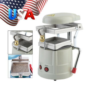 Dental Lab Vacuum Forming Molding Machine Former Heat Thermoforming Press Oy