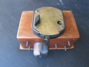 Vintage Atwater Kent Ignition K2 Type H Master Vibrator Coil Model T Magneto