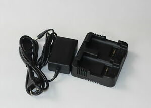 2m Battery Charger For Nikon Nivo 2m 2c Series Dpl 322 Total Station Nivo C m
