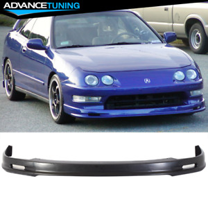 Fits 98 01 Acura Integra Dc2 Mugen Style Front Bumper Lip Spoiler Pp