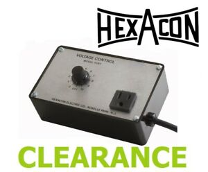 Hexacon Tc 870 Voltage Controller 300 watt Maintain Iron Temp Clearance