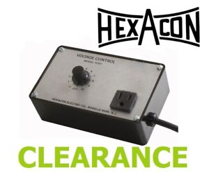 Hexacon Tc 870 Voltage Controller 300 watt Maintain Iron Temp Reg 118