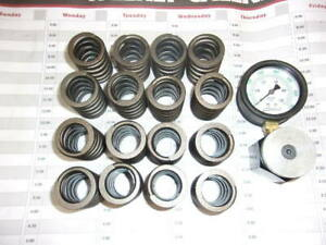 Mopar 383 440 Magnum Valve Springs With Damper Dodge Plymouth New