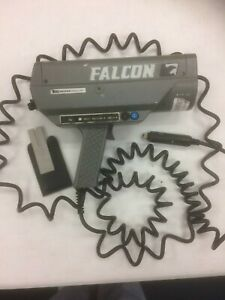 Kustom Signals Falcon Police K band Radar Gun Includes 65 Mph Tuning Fork Works