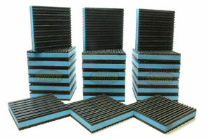 24 Pack Anti Vibration Pads Isolation Dampener Industrial Heavy Duty