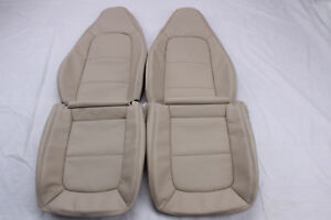 Custom Made 1996 2002 Bmw Z3 Real Leather Seat Covers For Standard Seats Tan