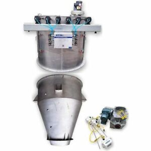 Used Reimelt Pulse Jet filter Sanitary Dust Collector Model 1272