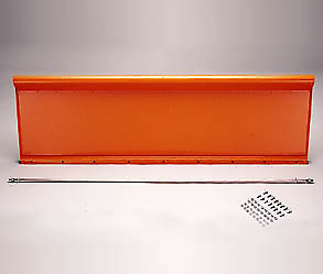 Chevrolet Chevy Pickup Truck Front Bed Panel 1946