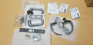 Lot Of New Schlage Commercial Lock Handles And Parts