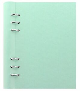 Filofax Duck Egg Colour A5 Classic Clipbook Any Year